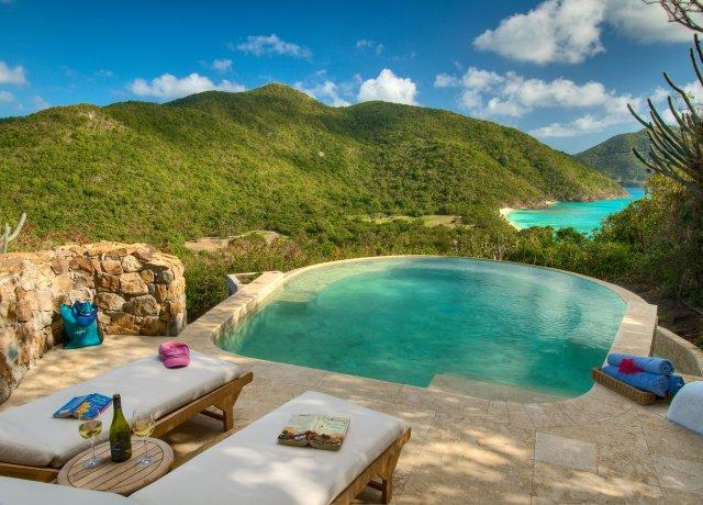 Sea View Pool Cottage - Image 1 - Guana Island - rentals