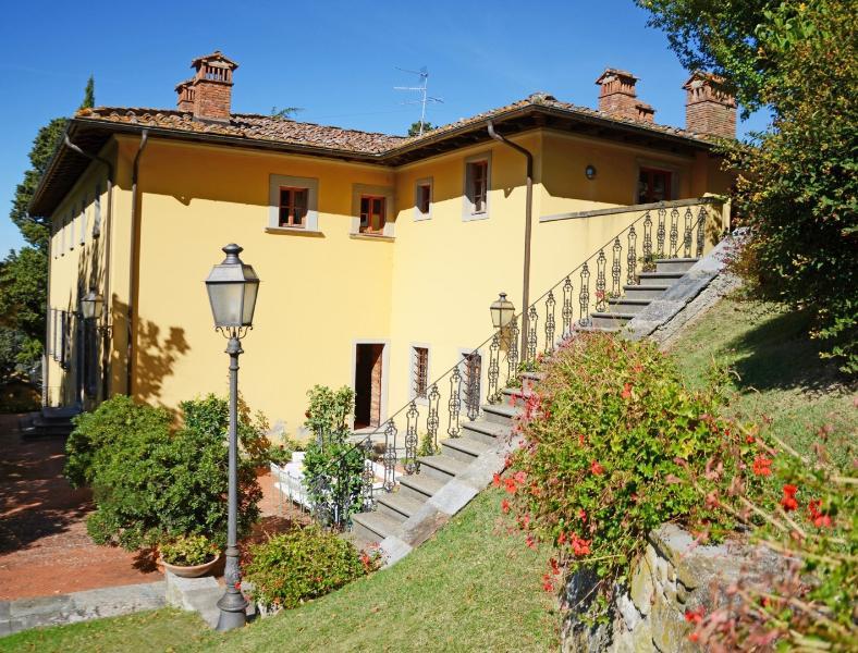 La Cappella - Image 1 - Montepiano - rentals