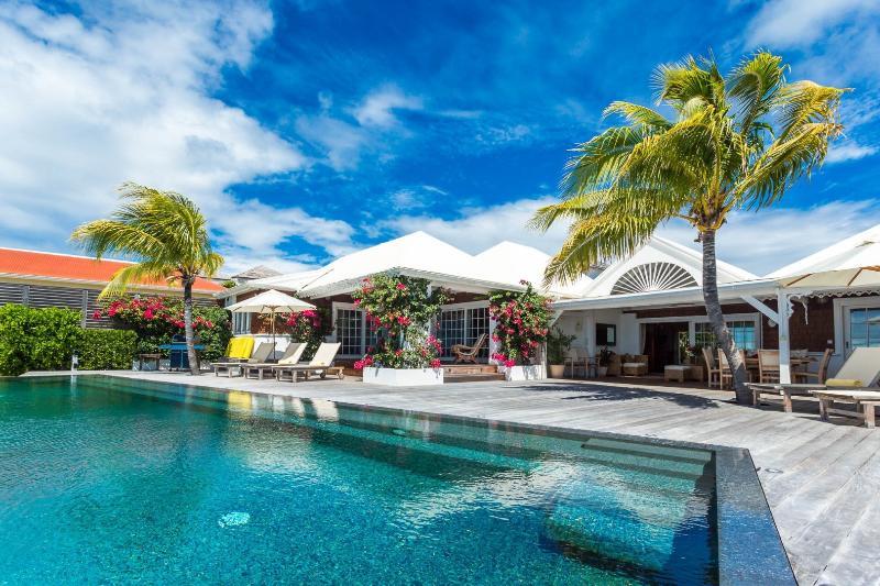 Harbor Crest House - Image 1 - Gustavia - rentals
