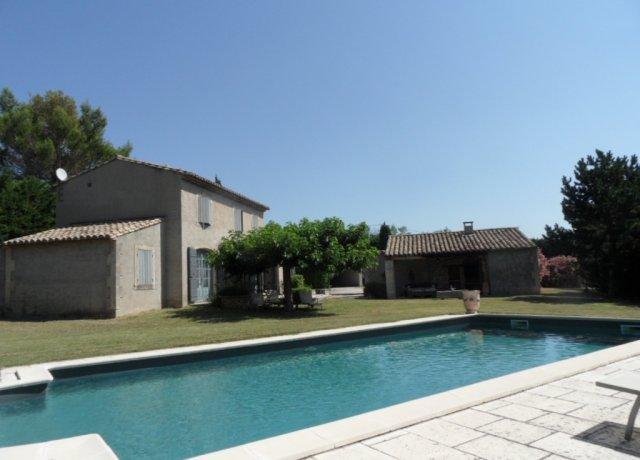 Mas Tradition - Image 1 - Saint-Remy-de-Provence - rentals