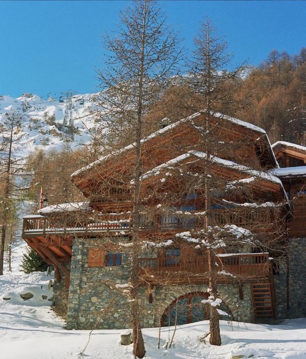 Chalet Montana - Image 1 - Val d'Isère - rentals