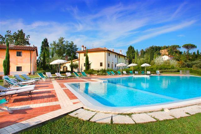 Montaione - Image 1 - Corazzano - rentals