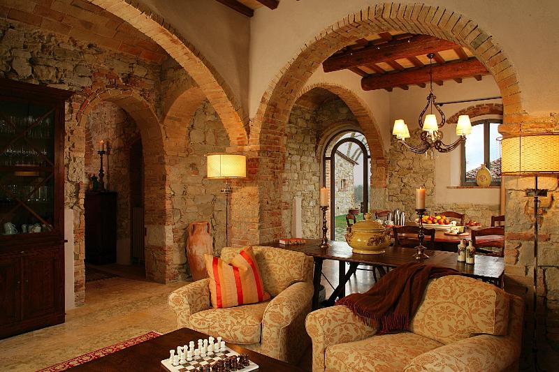 Castello di Casole - Casale 5 - Image 1 - Pievescola - rentals