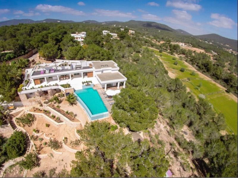 Casa Blanca Jondal - Image 1 - Es Cubells - rentals