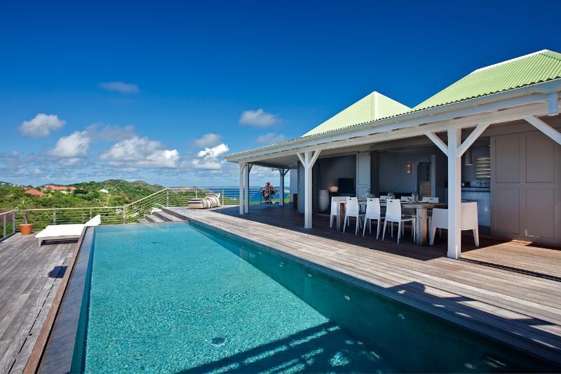 Lys Blanc - Image 1 - Gustavia - rentals