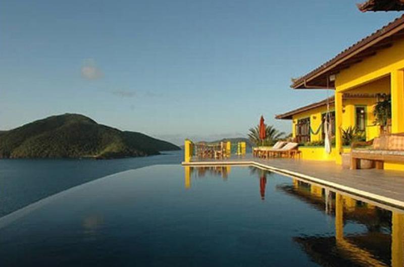Golden Pavilion - Image 1 - Guana Island - rentals