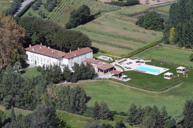 Casa Di Lusso - Image 1 - Montecatini Terme - rentals