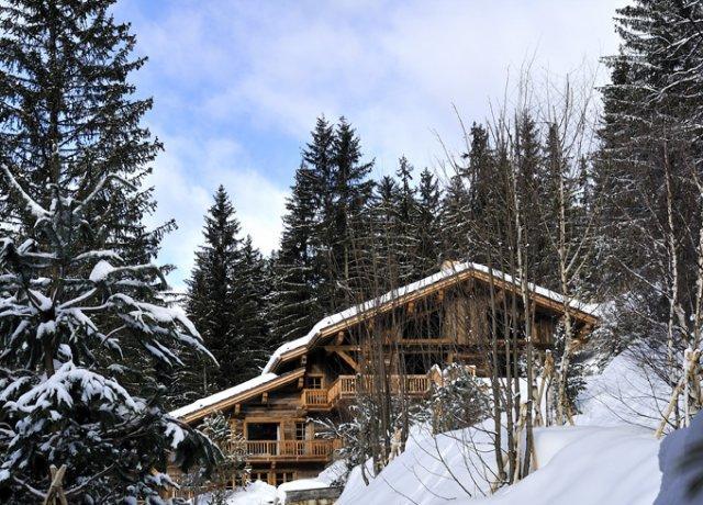 Chalet Grand Cerf - Image 1 - Meribel - rentals