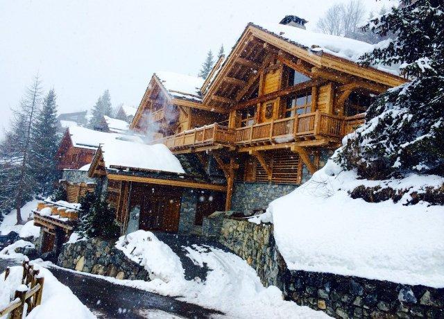 Chalet Lodge SHL - Image 1 - Meribel - rentals