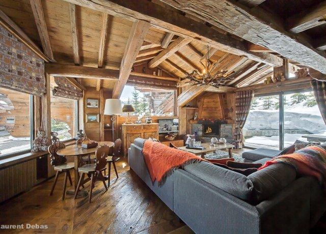 Chalet Anchorage - Image 1 - Courchevel - rentals