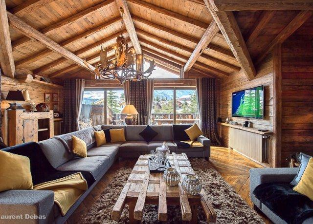 Chalet Alaska - Image 1 - Courchevel - rentals