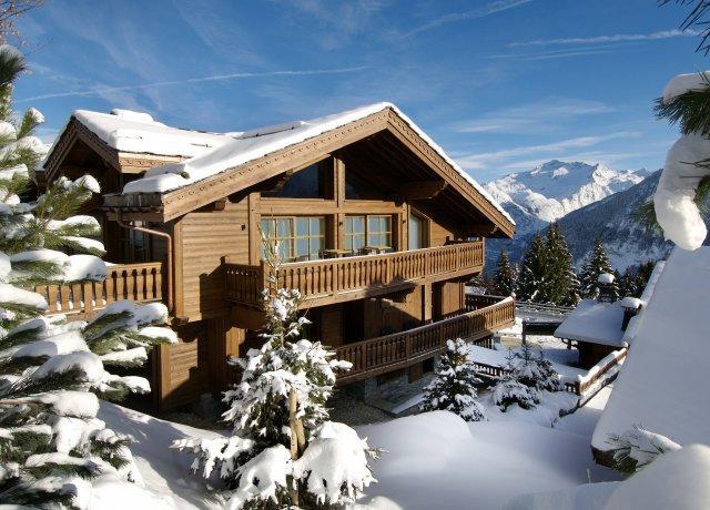 Chalet Blanchot - Image 1 - Courchevel - rentals