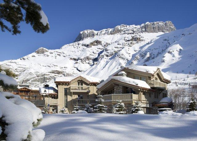Chalet Black Pearl - Image 1 - Val d'Isère - rentals