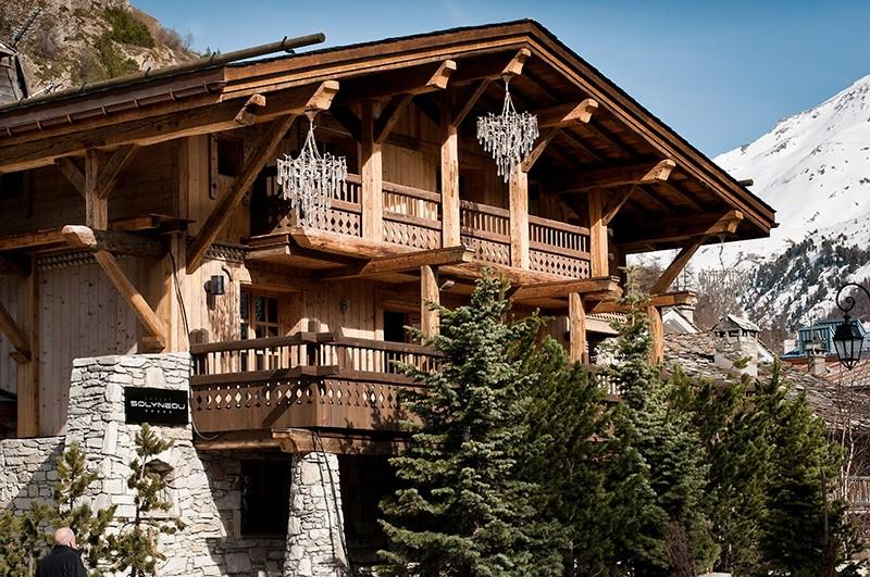 Chalet Solyneou - Image 1 - Val d'Isère - rentals