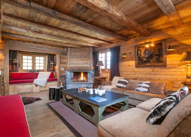 Chalet Astragale - Image 1 - Courchevel - rentals