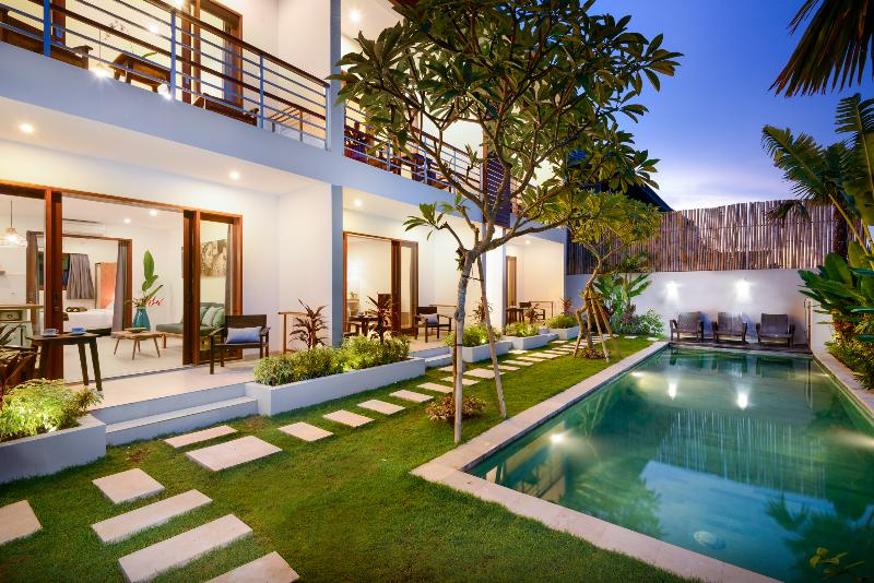 Elegant building with 6 units only - ECHOBEACH APARTMENTS, brand new 1 BR apartments - Canggu - rentals