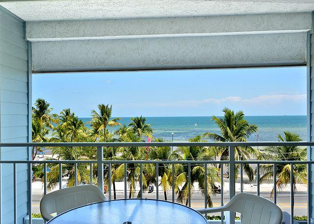 Sunshine, beaches, and ocean breezes at Ocean Vista (La Brisa #403E) - Image 1 - Key West - rentals