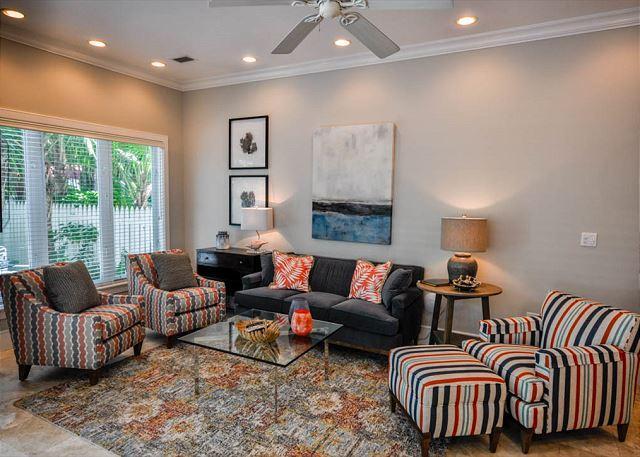 The Palms @ Windsor Lane-Elegant w/Private Pool & Parking Near Duval - Image 1 - Key West - rentals