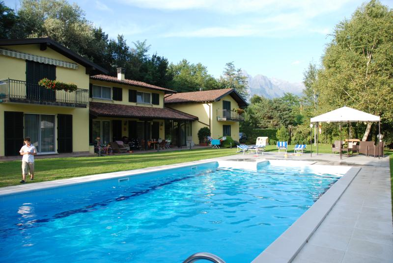 Villa Park Al Boschetto - Image 1 - Sorico - rentals
