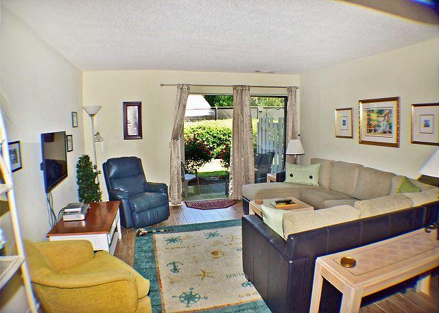 Courtside 43 - Forest Beach 1st Floor Flat - Image 1 - Hilton Head - rentals