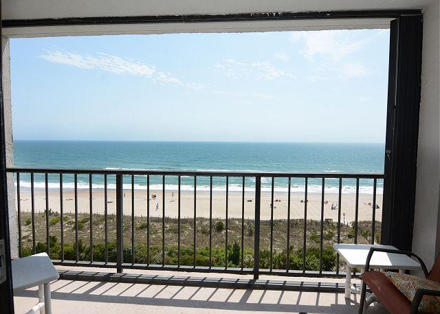Station One - 7I Breslin - Oceanfront condo with community pool, tennis, beac - Image 1 - Wrightsville Beach - rentals