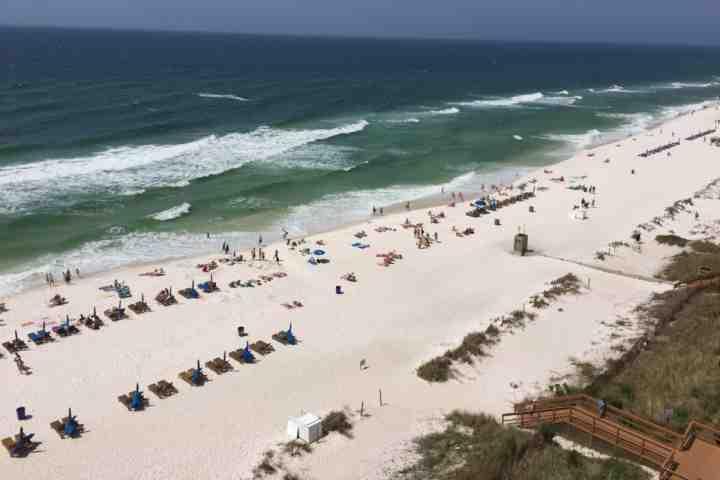 910 Majestic Beach Resort Tower I - Image 1 - Panama City Beach - rentals