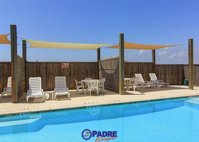 Poolside cabanas - You deserve a vacation to remember. Your family will love you for it! - Corpus Christi - rentals