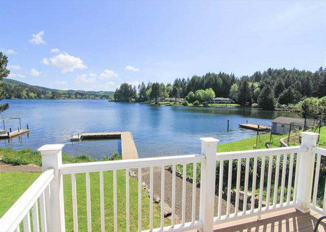 Kaelyn's Lakehouse - Image 1 - Lincoln City - rentals