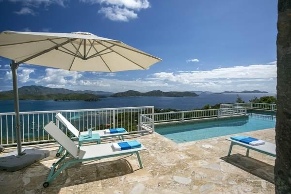 Island Girl:Breathtaking Sunrise Views! Crosswind Breezes! Full AC! - Image 1 - Coral Bay - rentals