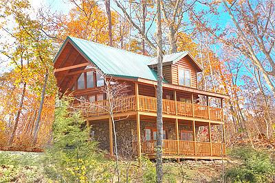 High Mountain Lodge - Luxury with a million - Simply the Best-High Mountain Lodge for Christmas! - Gatlinburg - rentals