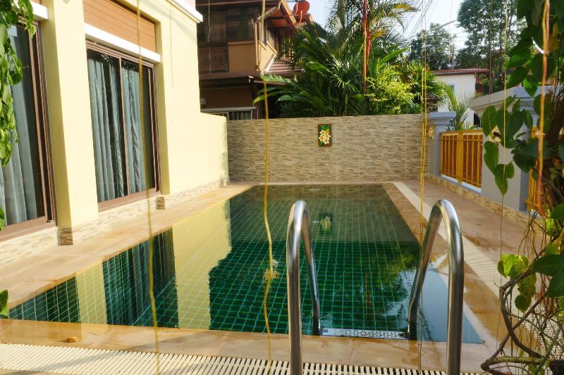 Patong Beach private pool villa center patong - Image 1 - Patong - rentals