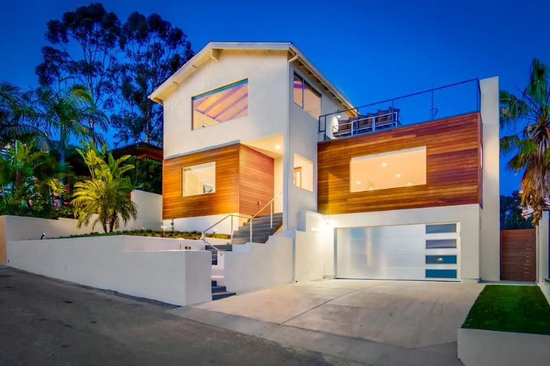 NEW Modern 3br 2-Story Retreat, Panoramic VIEWS - Image 1 - Pacific Beach - rentals