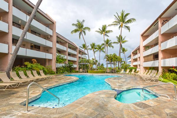 Shared Pool - 2 BR/2 BTH Condo WHITE SANDS VILLAGE - Kailua-Kona - rentals