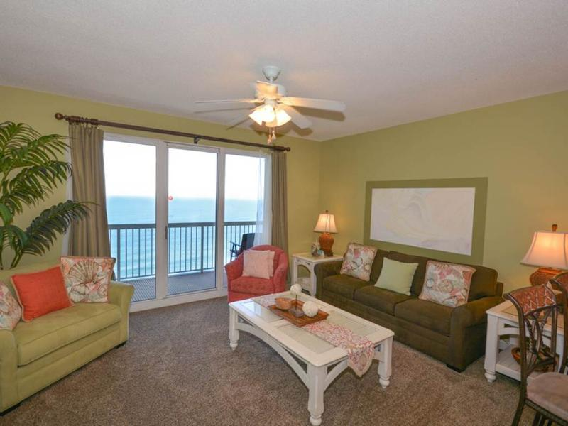Seychelles Beach Resort 1803 - Image 1 - Panama City Beach - rentals