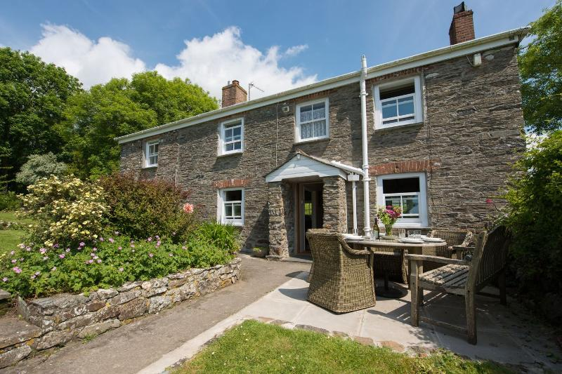 Polcreek Cottage - Image 1 - Veryan in Roseland - rentals