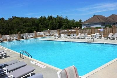 Community Pool - Beach Vacation in Kitty Hawk, NC - Kitty Hawk - rentals