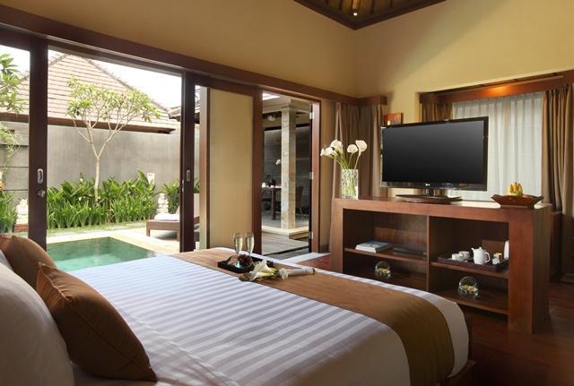 Deluxe villa - 1 bedroom Deluxe Pool Villa - 2 - Seminyak - rentals
