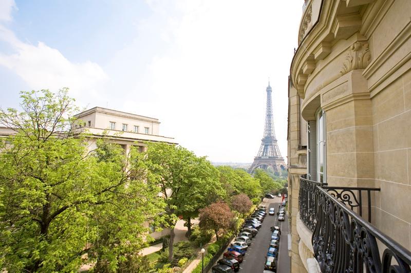 Eiffel Tower - Trocadero Palace - Image 1 - Paris - rentals