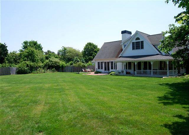 LARGE HOME LOCATED IN THE OLD VILLAGE OF WEST TISBURY - Image 1 - West Tisbury - rentals