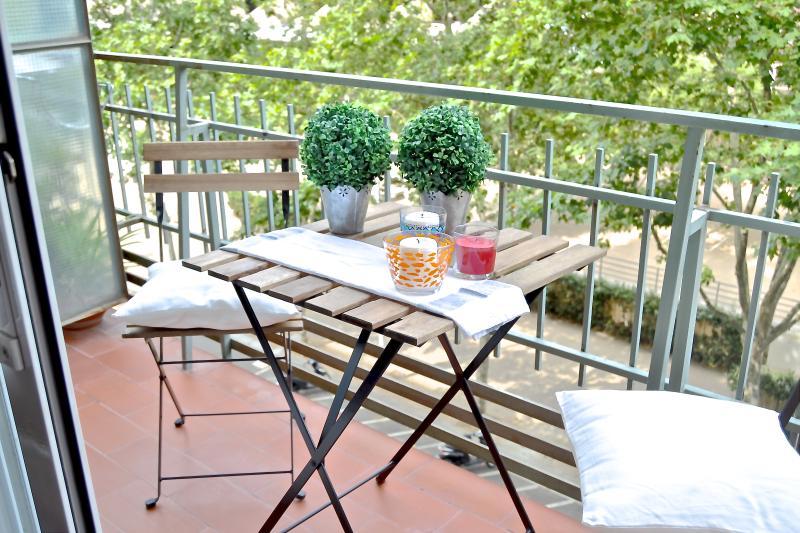 nice terrace near the beach - Chic apartment near the beach - Barcelona - rentals