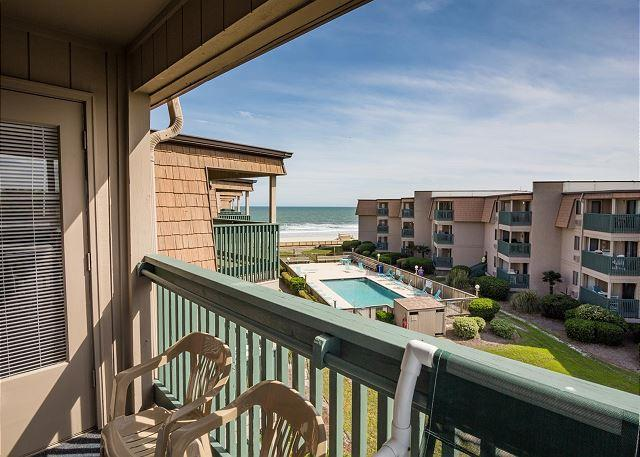Nice Peaceful Ocean Side Unit-2 Bed/2 Bath-A Place at the Beach III #O3P - Image 1 - Myrtle Beach - rentals