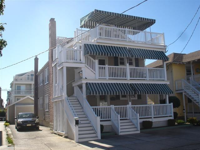 848 Park Place 2nd Floor 120480 - Image 1 - Ocean City - rentals