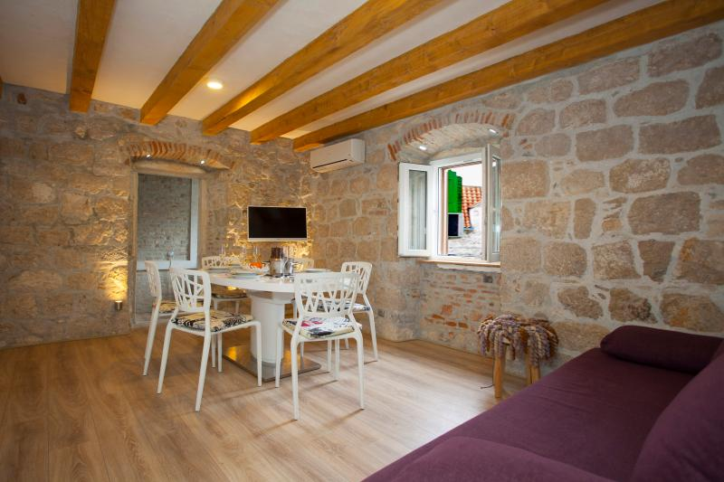 Living room - 4 bedrooms Villa Veli Varos Split old town - Split - rentals