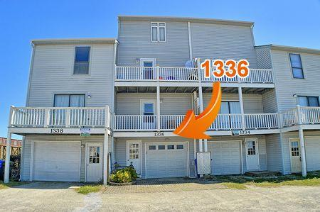 1336 New River Inlet Road - New River Inlet Rd. 1336 - North Topsail Beach - rentals