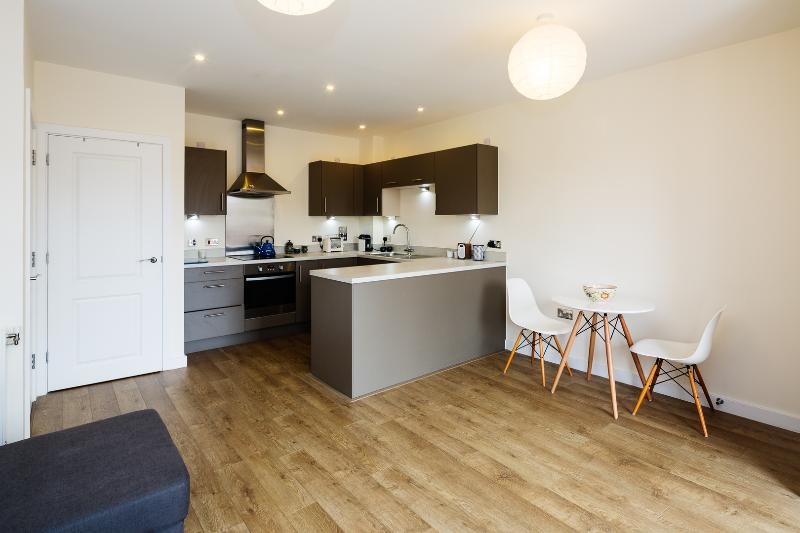 A contemporary and sleek one bedroom apartment in Bermondsey - Image 1 - London - rentals