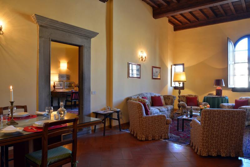 Palazzo Antellesi -  Apt. GIOTTO - Image 1 - Florence - rentals