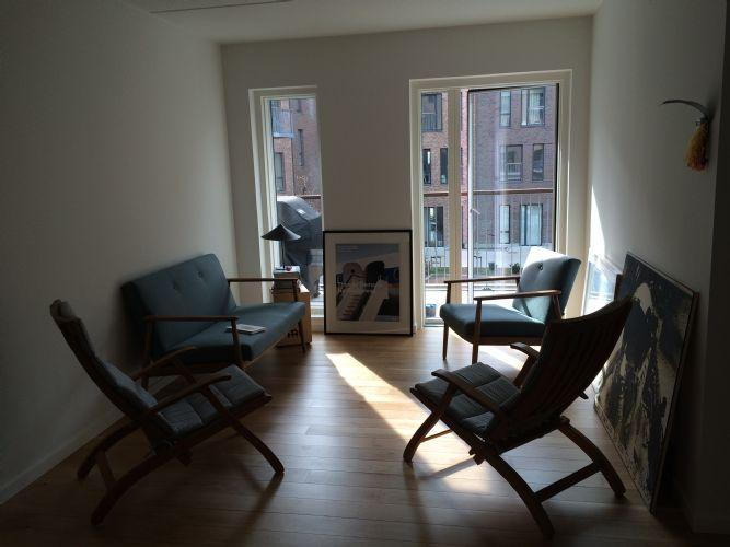 Sankt Petersborg Plads Apartment - Bright and totally new Copenhagen apartment at Nordhavn - Copenhagen - rentals