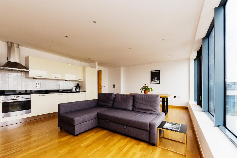 A fantastically light and spacious apartment in Hackney. - Image 1 - London - rentals