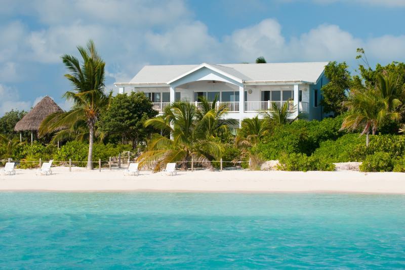 Crystal Sands Villa - Right on Sapodilla Bay Beach! - Crystal Sands Villa on the Beach! 2 BR Beach Level - Providenciales - rentals