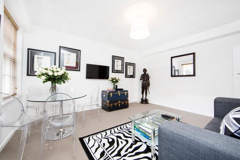 One bedroom apartment with ground floor easy access close to Pimlico and Victoria - Image 1 - London - rentals